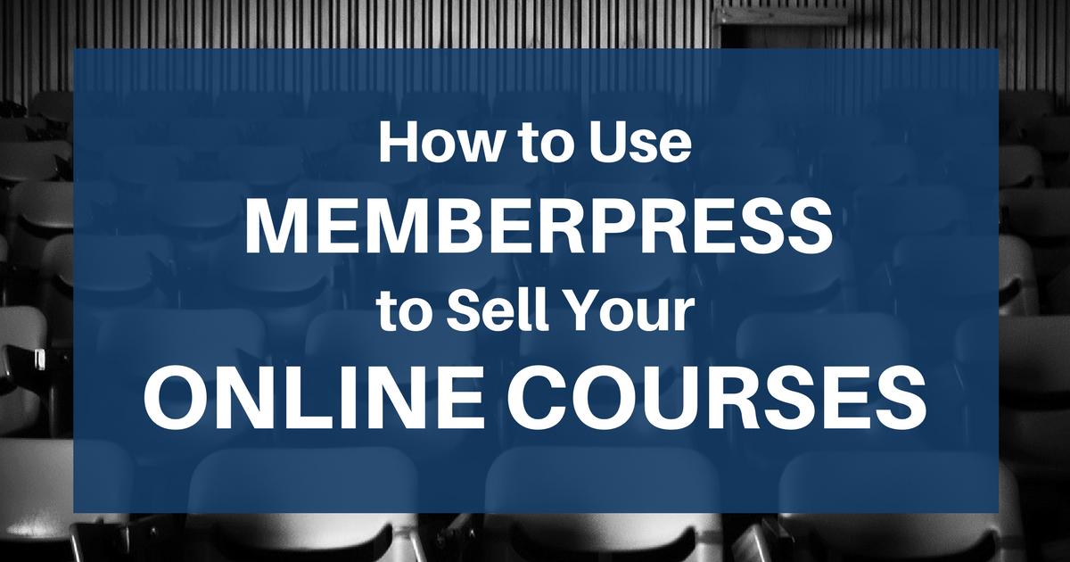MemberPress WP Courseware Sell Online Courses