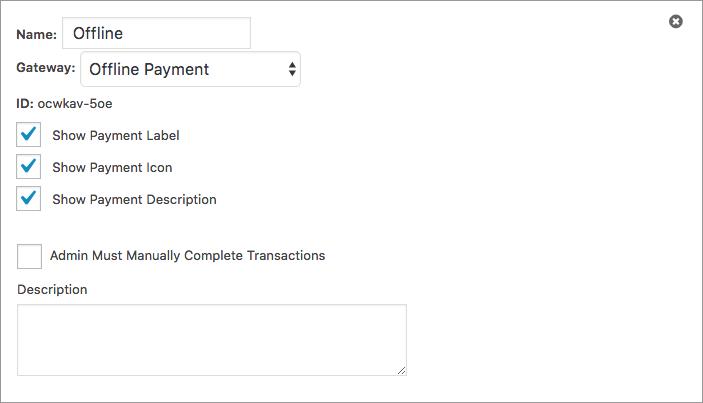 MemberPress Offline Payment