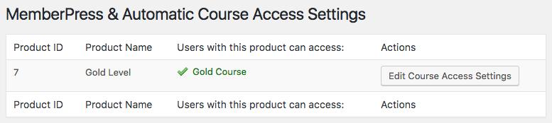 WP Courseware MemberPress Integration