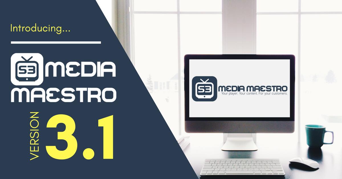 S3 Media Maestro Amazon Video Player 3.1