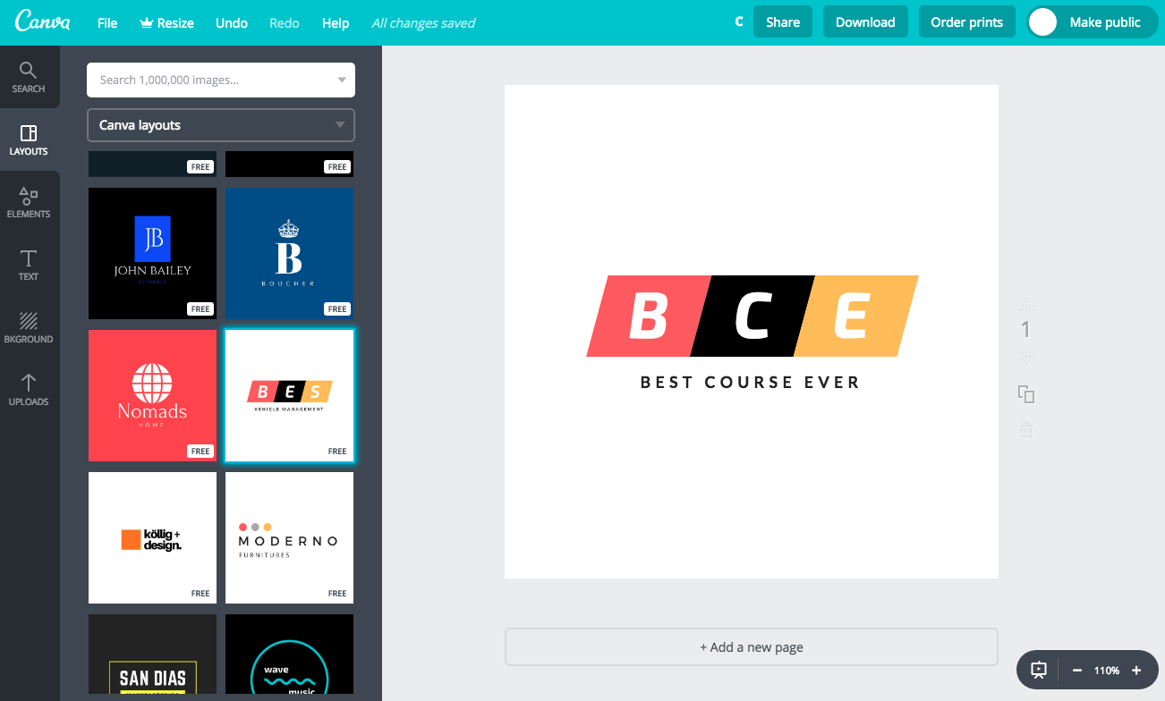 Ultimate Course Creation Resource Guide Canva