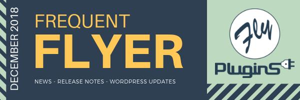 Fly Plugins December 2018 Updates
