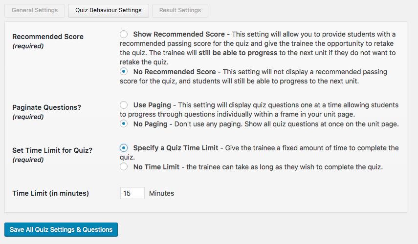 Creating Randomized Quizzes 14