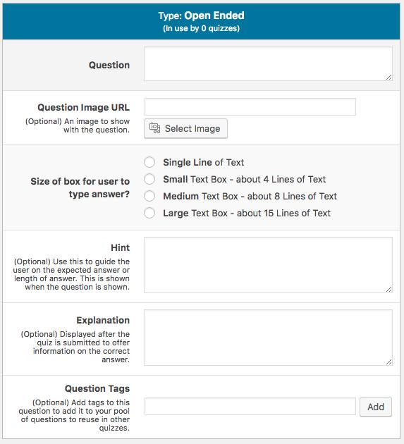 Creating Randomized Quizzes 8