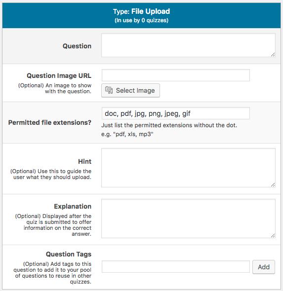 Creating Randomized Quizzes 9