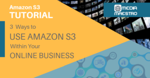3 Ways to Use Amazon S3 Cloud Storage Within Your Online Business Header