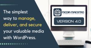 S3 Media Maestro Version 4.0 WordPress Amazon S3 Video Player Plugin