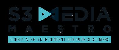 S3 Media Maestro Logo