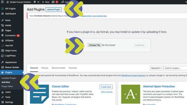Amazon S3 WordPress Plugin Offload Media 3