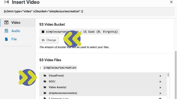 Amazon S3 WordPress Plugin Offload Media 6